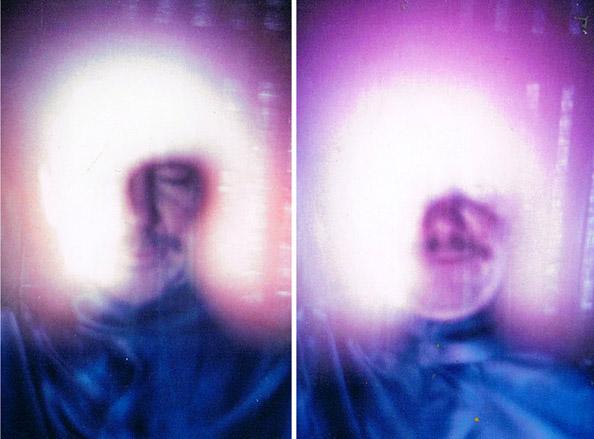 Aura Photography Change With Crystal Quantum Radio Amulets